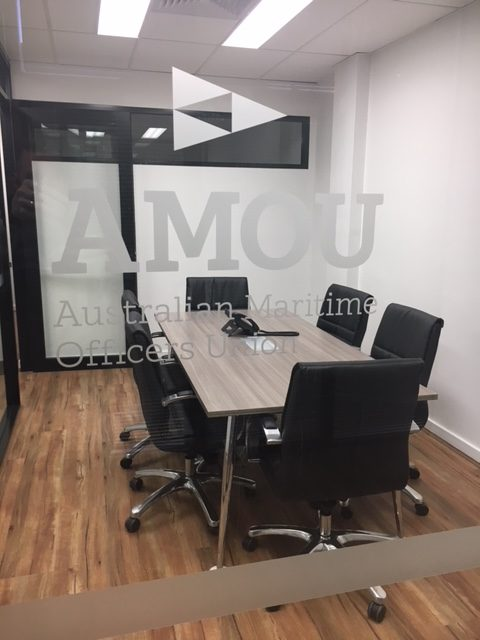 A.M.O.U. Office Furniture Fit Out