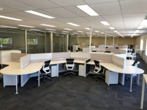 Roy Hill Office Furniture Fit Out