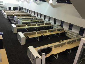 Perth Mint Complete Office Fit Out