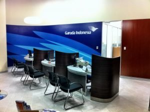 Garuda Perth Office Fit Out