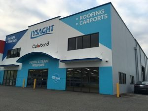 Lysaght Office Fit Out Perth