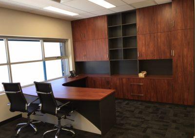 Custom  - office furniture perth
