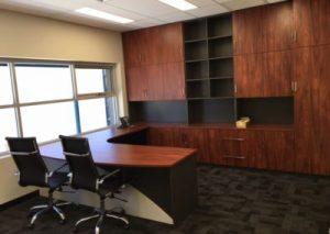 L & M Radiators Office Fit Out