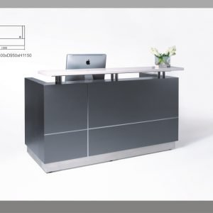 Hugo Reception desk counter