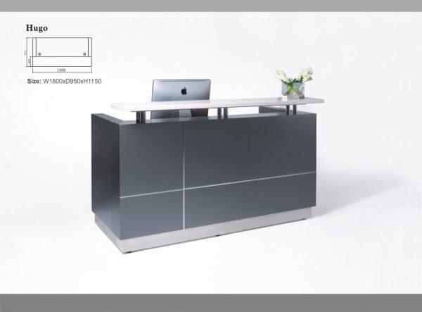 Hugo Reception desk counter