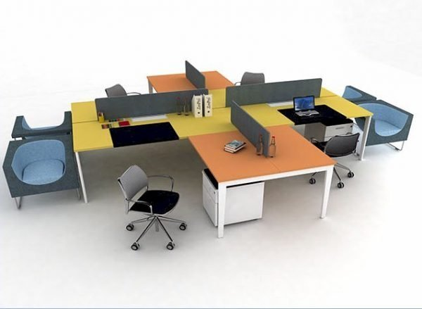 Act1 open plan office furniture