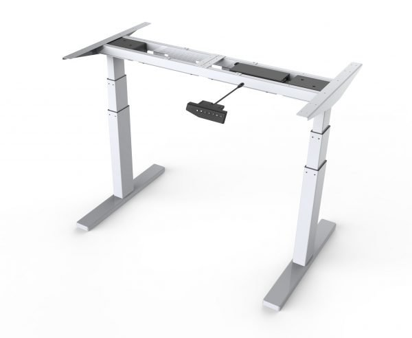 Arise-Basix 3 stage leg sit stand height adjustable desk