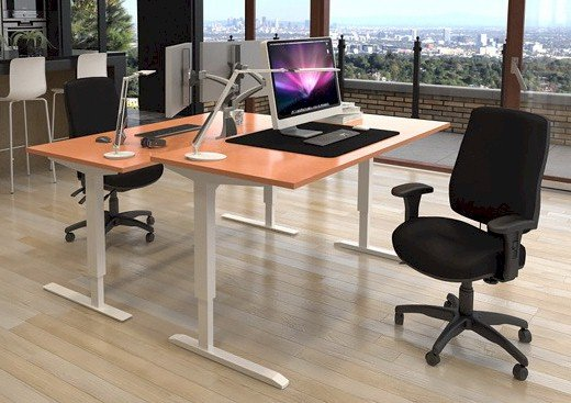 Elev8 Sit stand desk