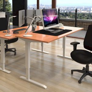Elev8 Sit stand Desk