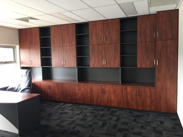 custom office filing storage