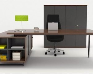 ACT10 execuitve desk suite