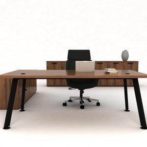 SQS desk leg system