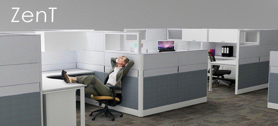 Open Plan Desk Systems