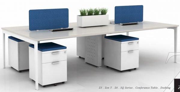 Act1 desk workstation screen