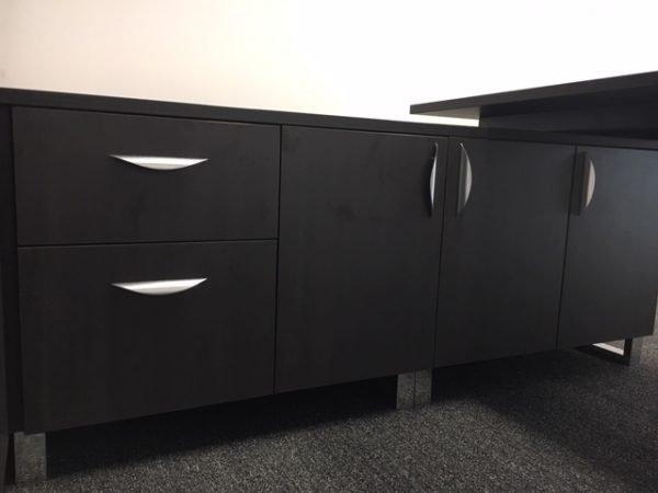 Custom workstation, desk office furniture perth