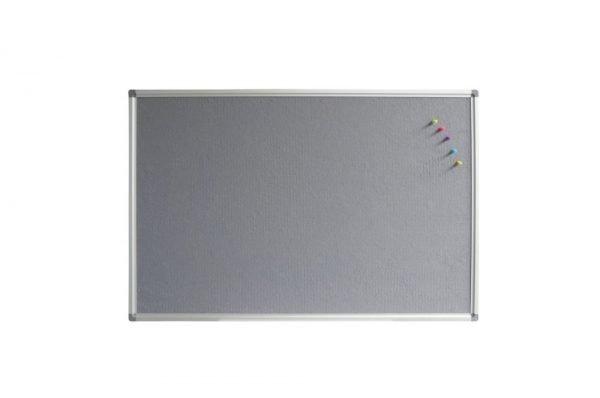Pinboard grey