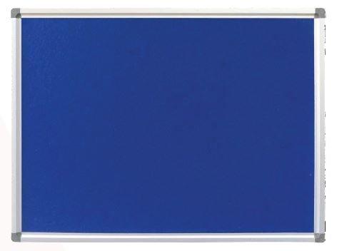 Pinboard blue
