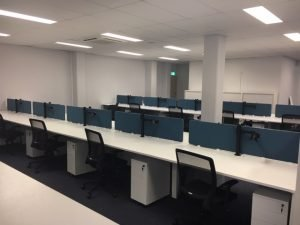 Mission Australia Office Fit Outs