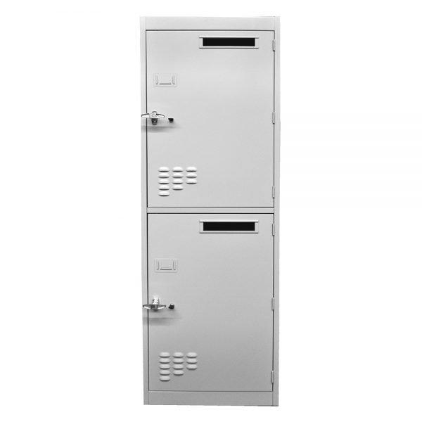 Locker 2 door