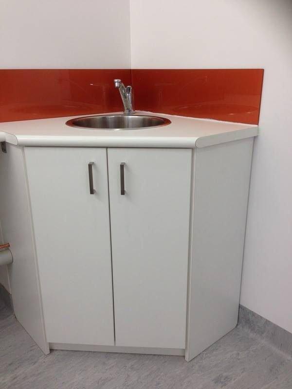 Office hand-basin