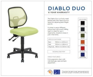 Mitchell Duo Chair